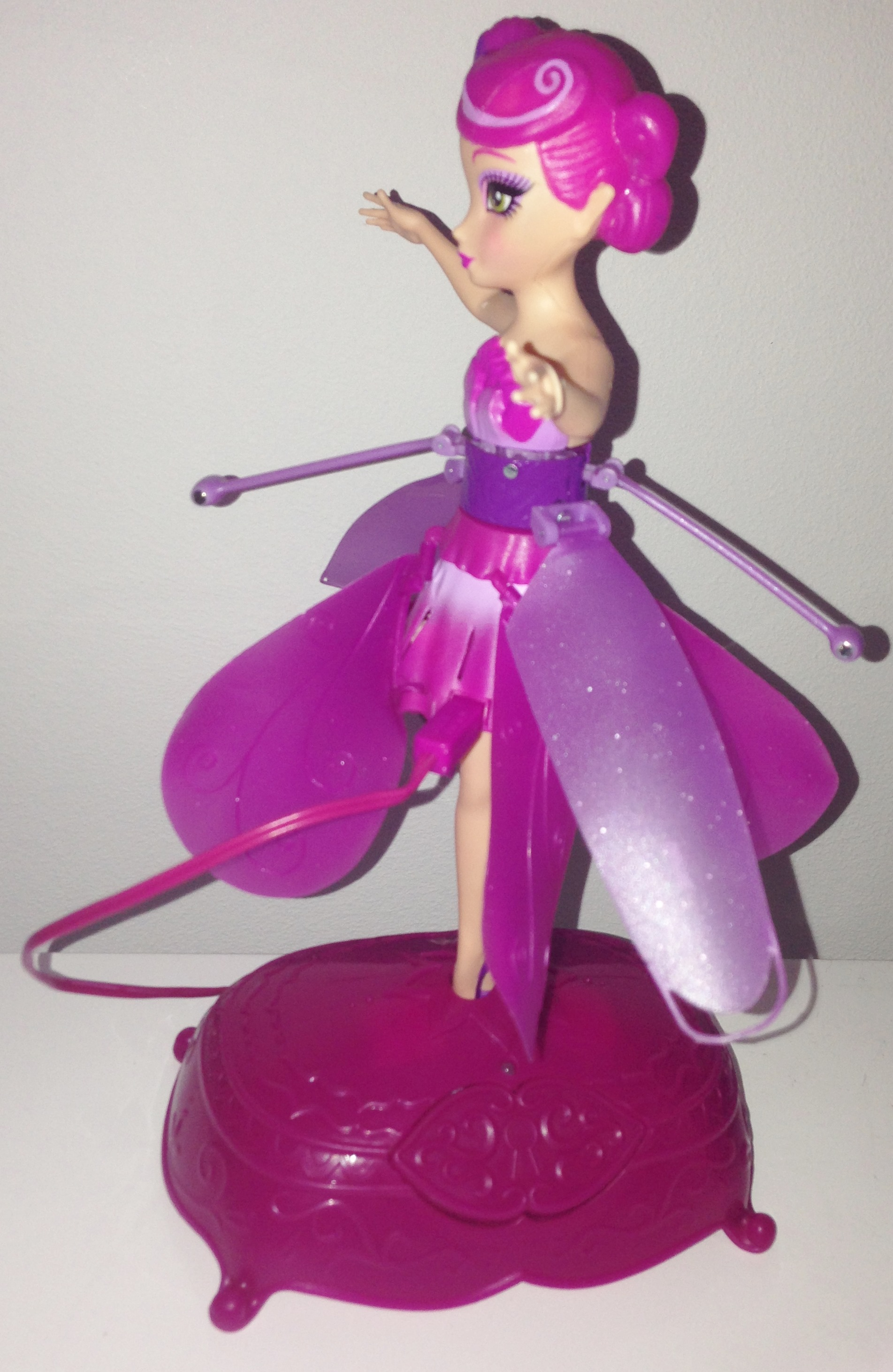 Flying Fairy By Flutterbye From Spinmaster Review