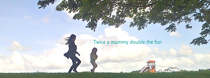 Twice a mummy double the fun