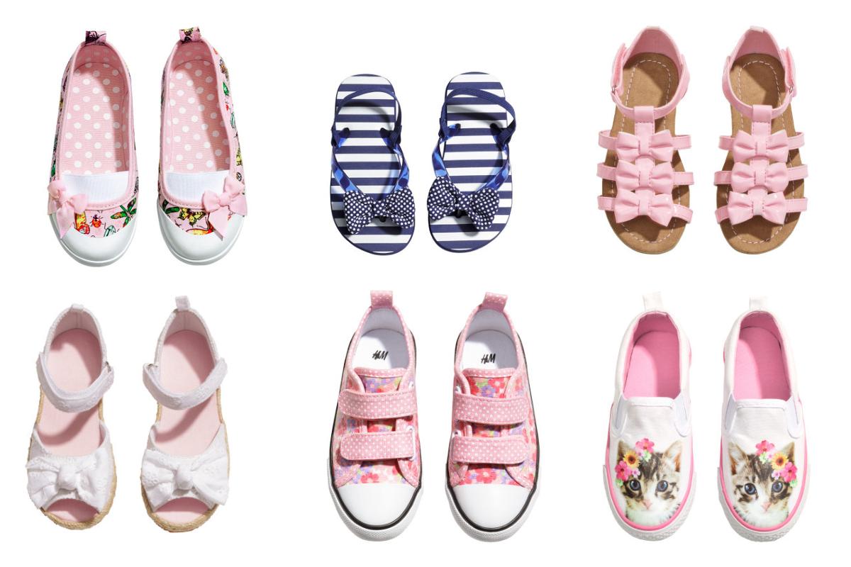 H\u0026M – Girls Summer Fashion –
